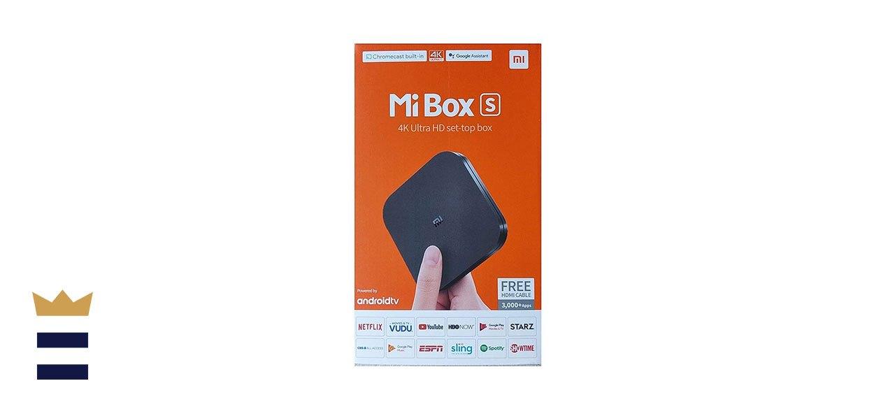 Xiaomi's Mi Box S Android 8.1 Streaming Media Box