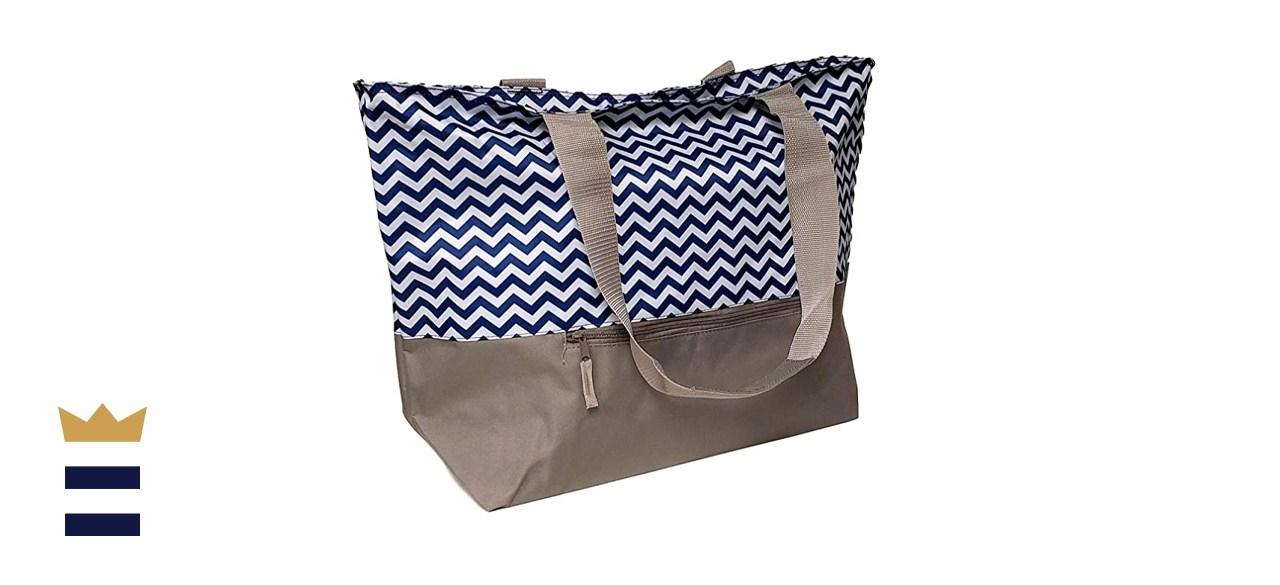 extra-large beach bag