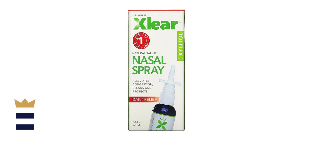 Xlear Xylitol Saline Nasal Spray