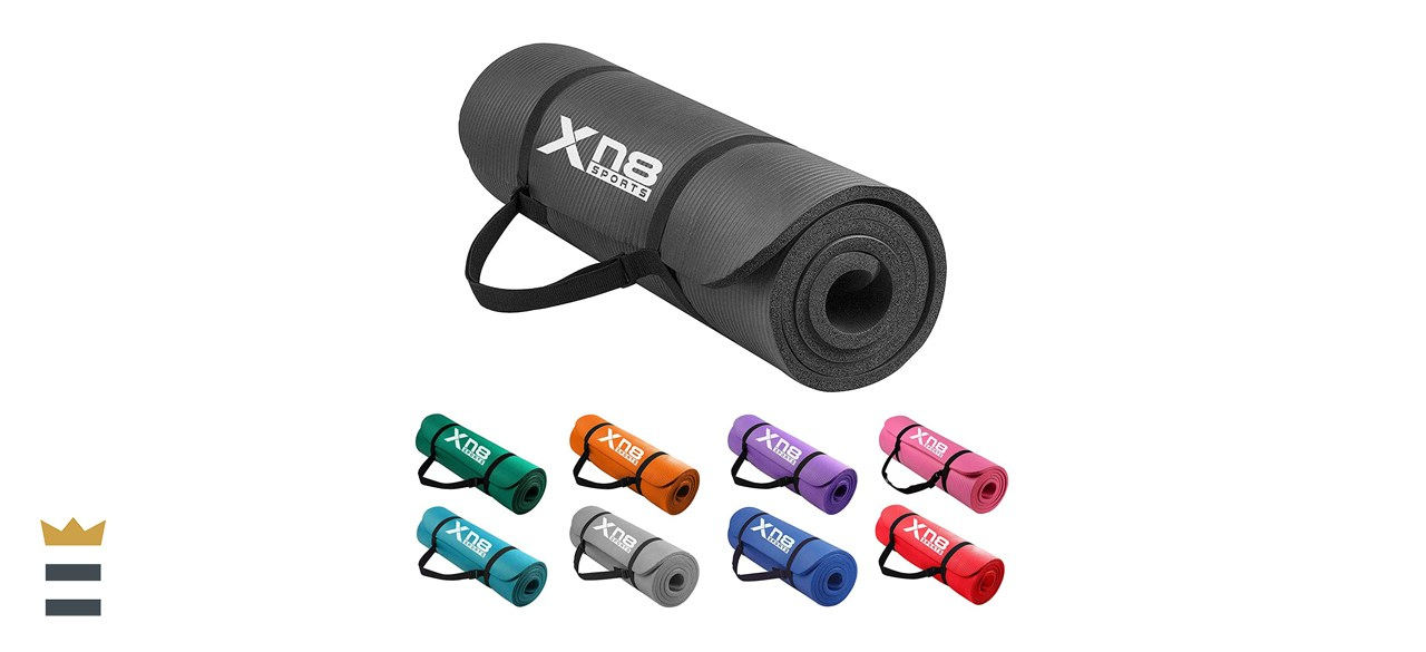 XN8 Padded Exercise Yoga Mat