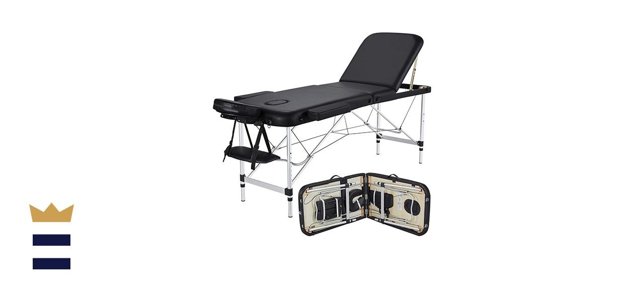 Yaheetech Massage Table Portable Massage