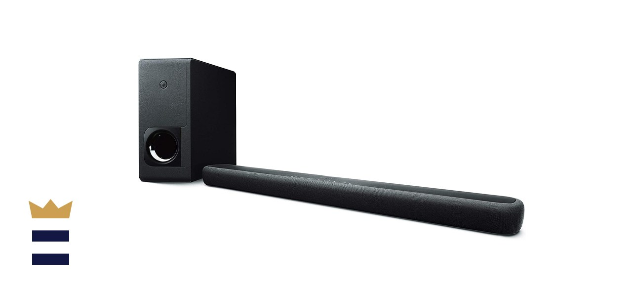 Yamaha Audio YAS-209BL Sound Bar