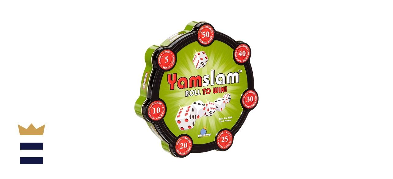 Yamslam Dice Game