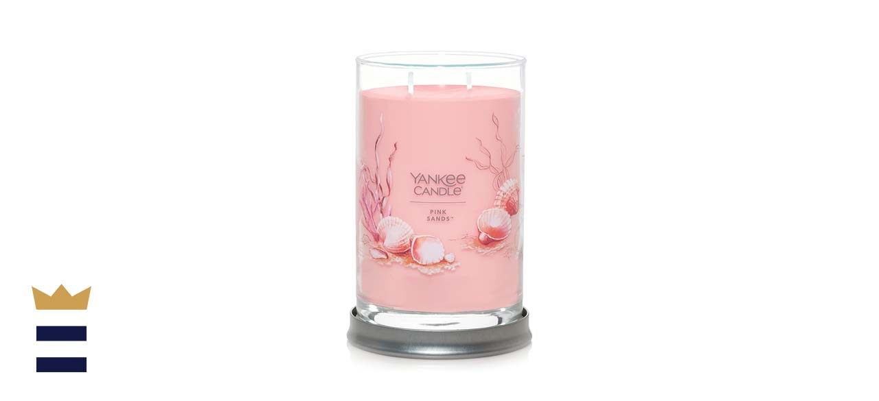 Yankee Candle Pink Sands Signature Collection Scented Candle