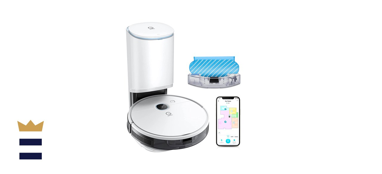yeedi Vac Station Robot Vacuum and Mop