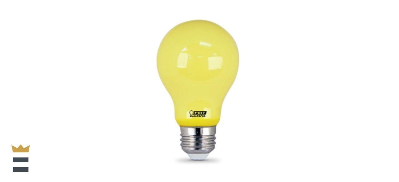 yellow bug light