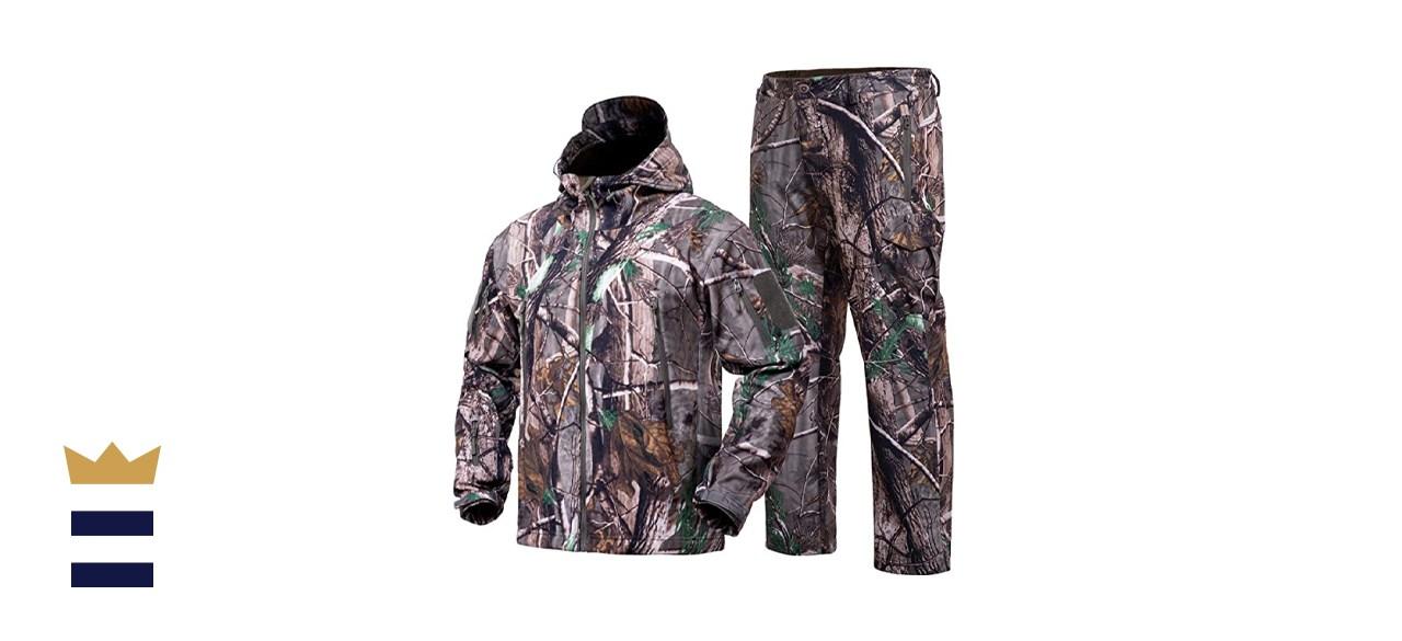 YEVHEV Hunting Gear Suit