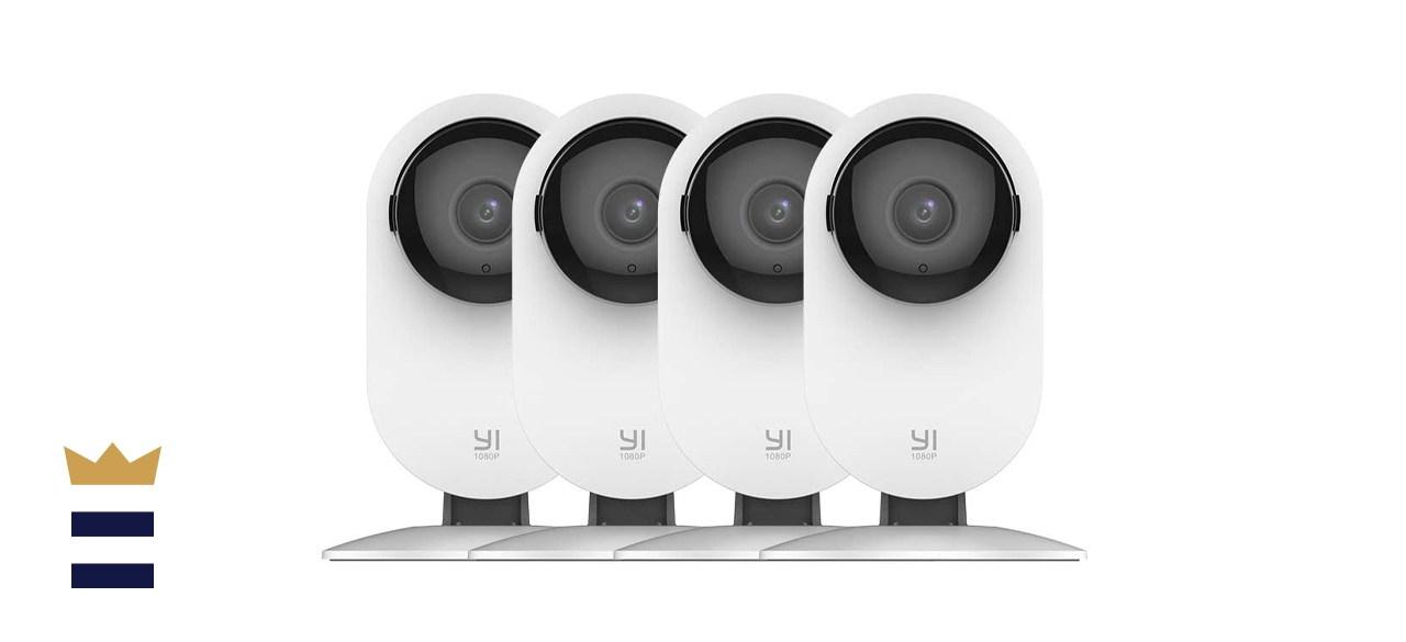 YI 4-Piece Security Home Camera