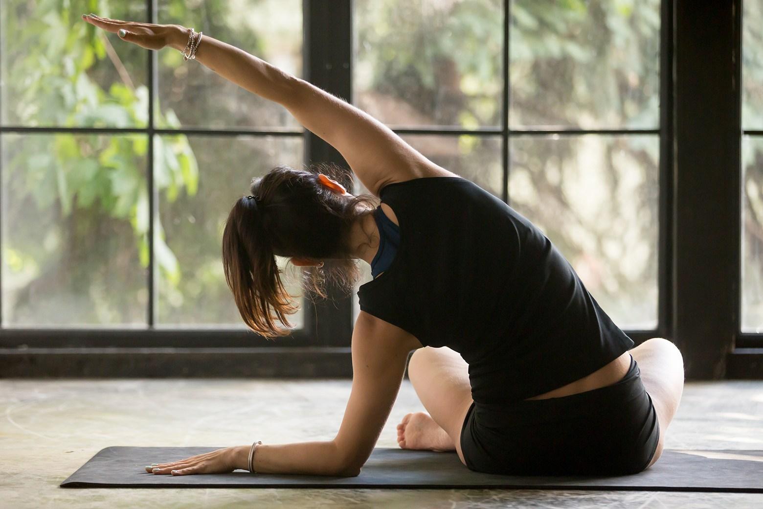yoga shorts for women1