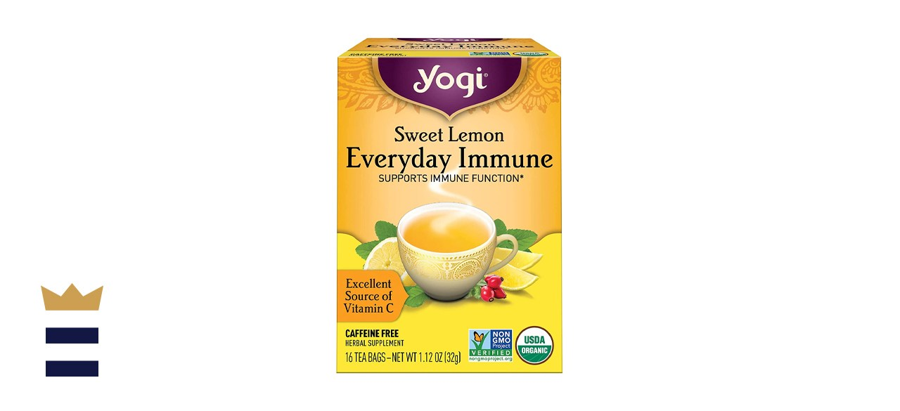 Yogi Tea Sweet Lemon Everyday Immune