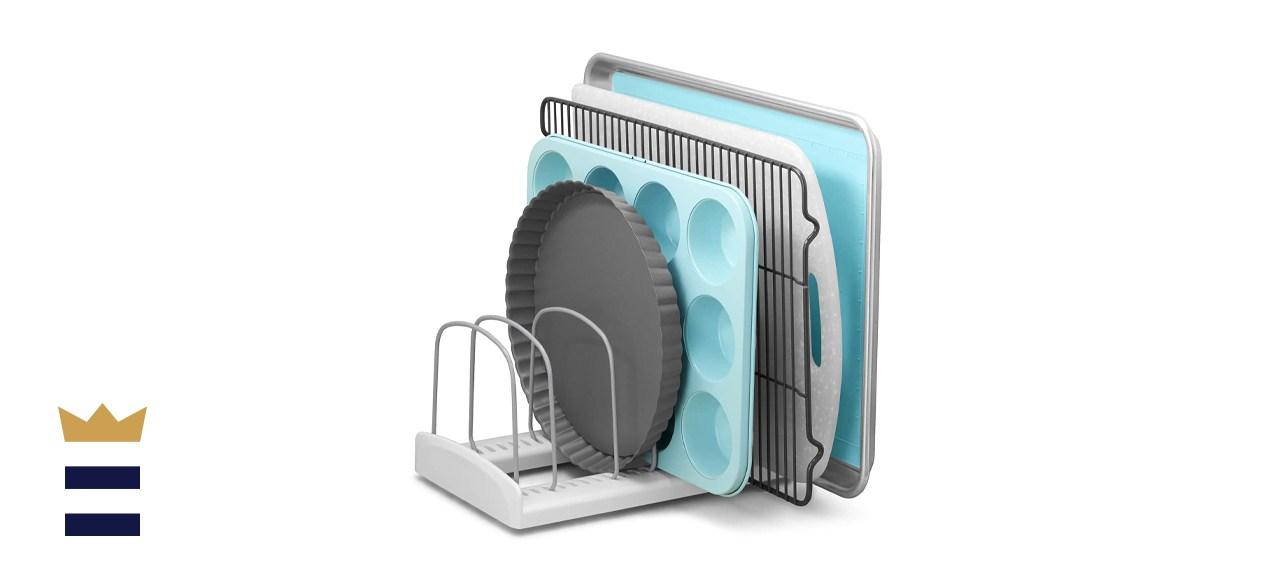 YouCopia Bakeware Storemore Adjustable Rack