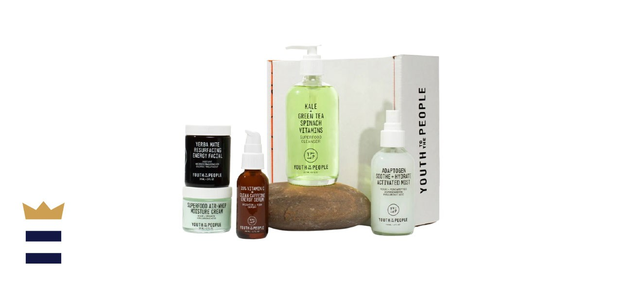 Youth to the People Your Youth Regimen Kit