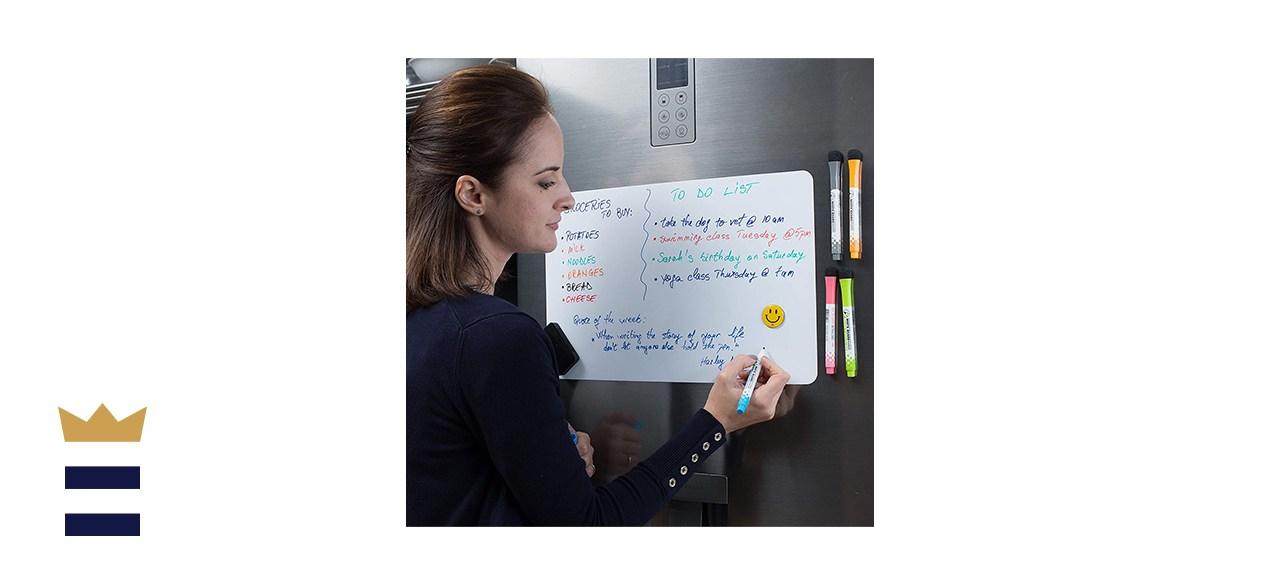 Yuc Magnetic Dry Erase Whiteboard Sheet