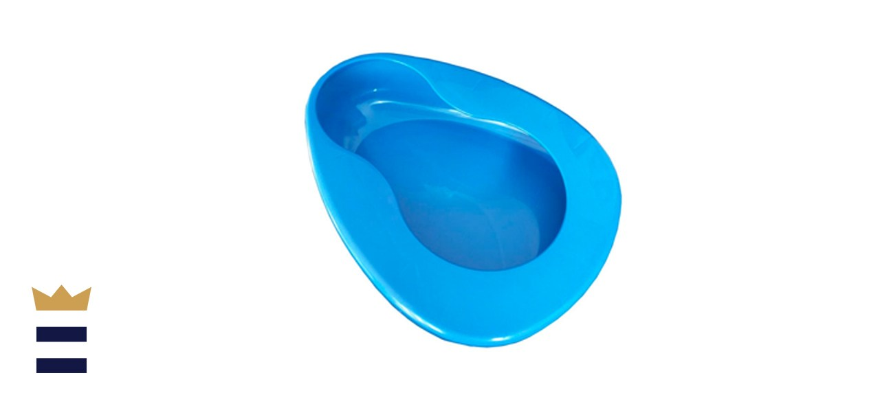 YUMSUM Firm Thick Stable PP Bedpan