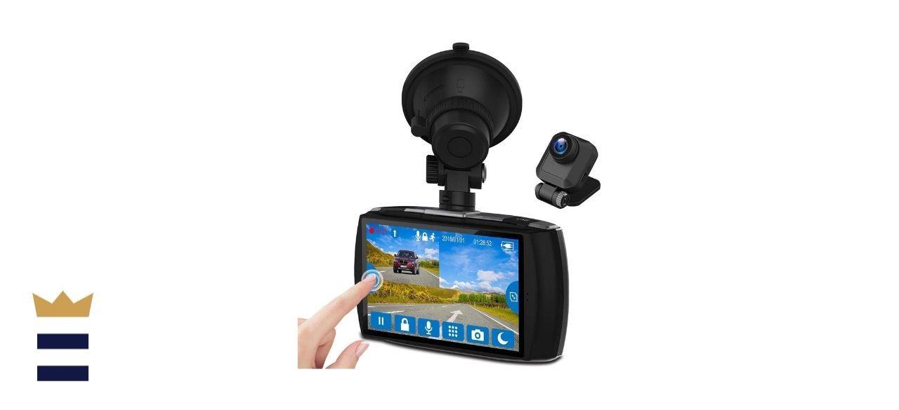 Z-Edge Dual Dash Cam