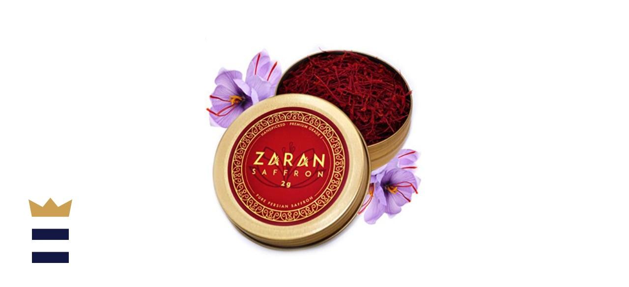Saffron Zaran Saffron threads completely red
