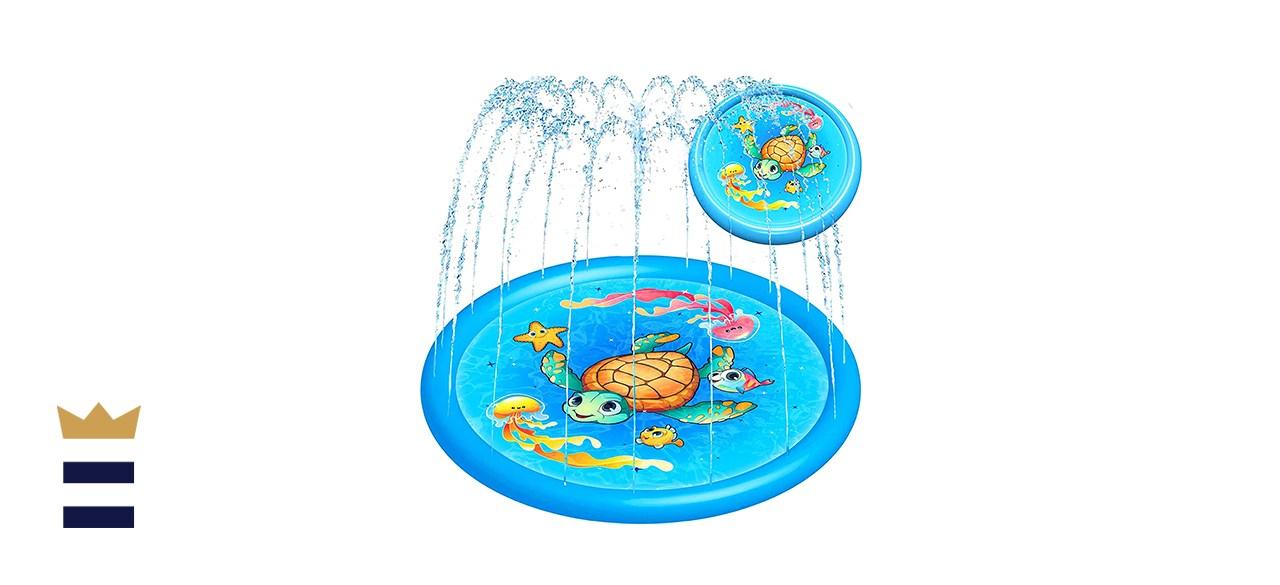 Zen Laboratory Splash Pad