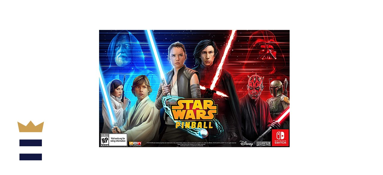Zen Studios'Star Wars Pinball