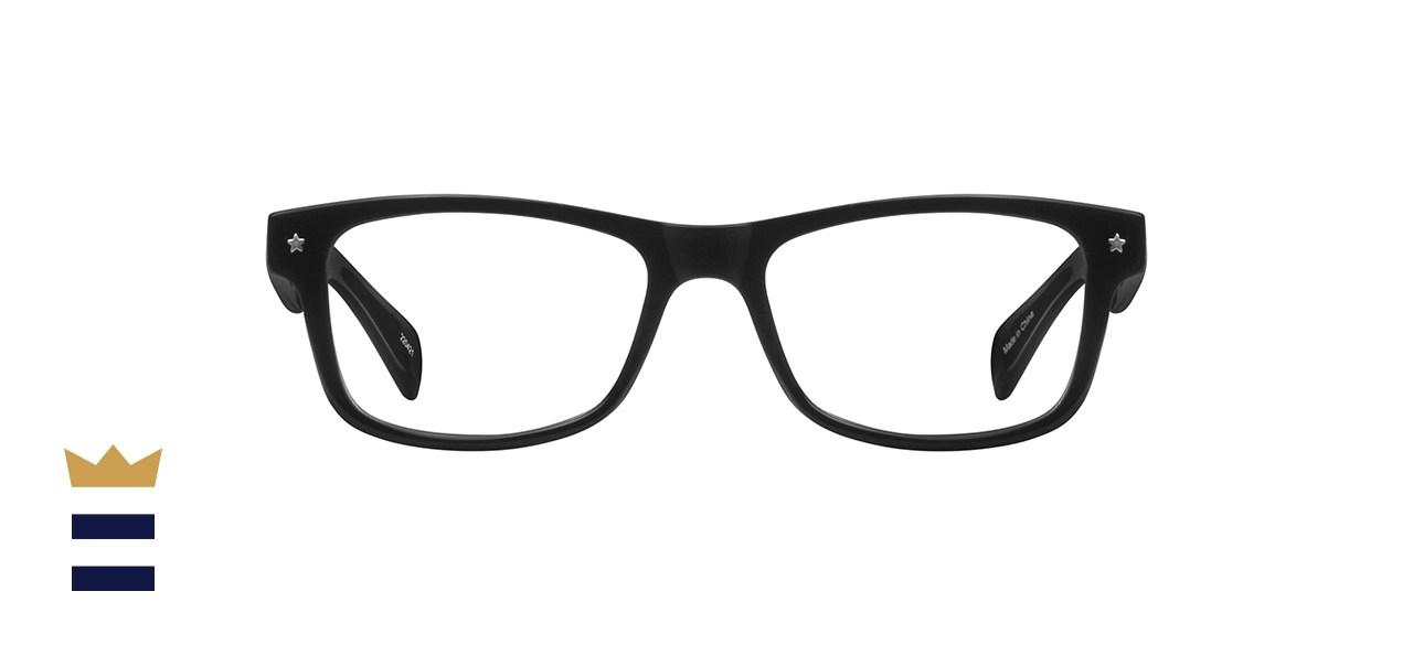 Zenni Eyewear Black Square