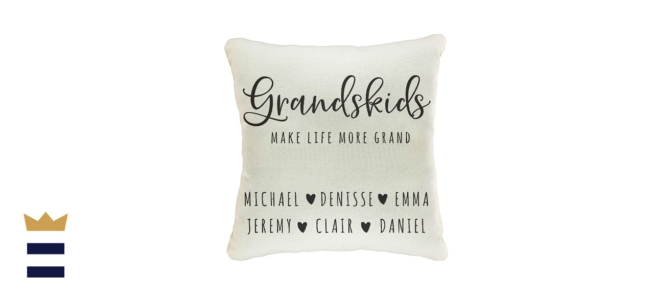 Zexpa Apparel Personalized Throw Pillow Covers