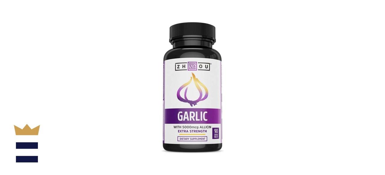 ZHOU Extra Strength Garlic with Allicin