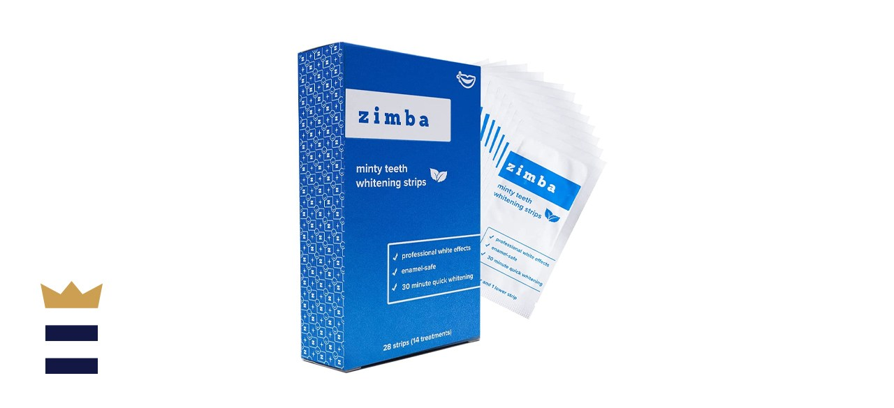 Zimba Teeth Whitening Strips