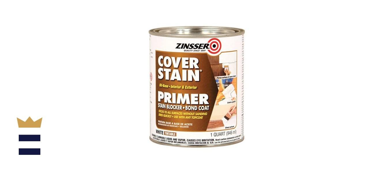 Zinsser 03504 Cover Stain Interior/Exterior Oil Primer Sealer
