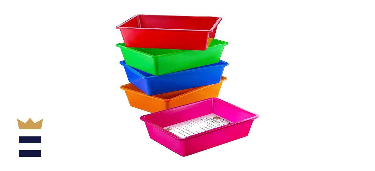 Ziploo Paper Organizer Bins