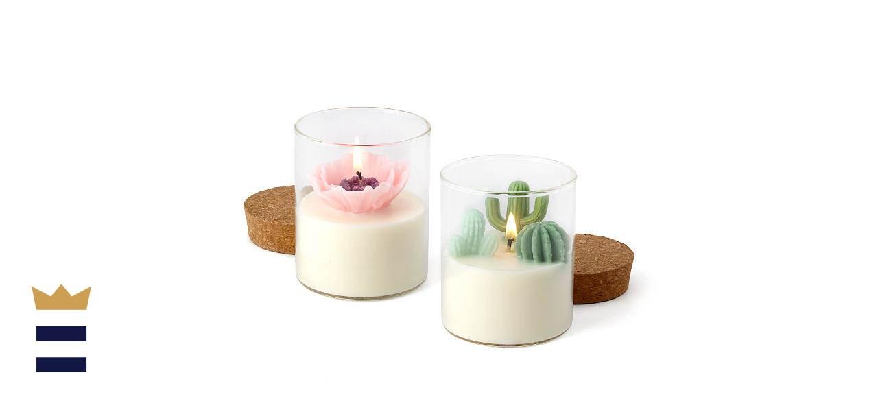 Zoe Tang Terrarium Candle
