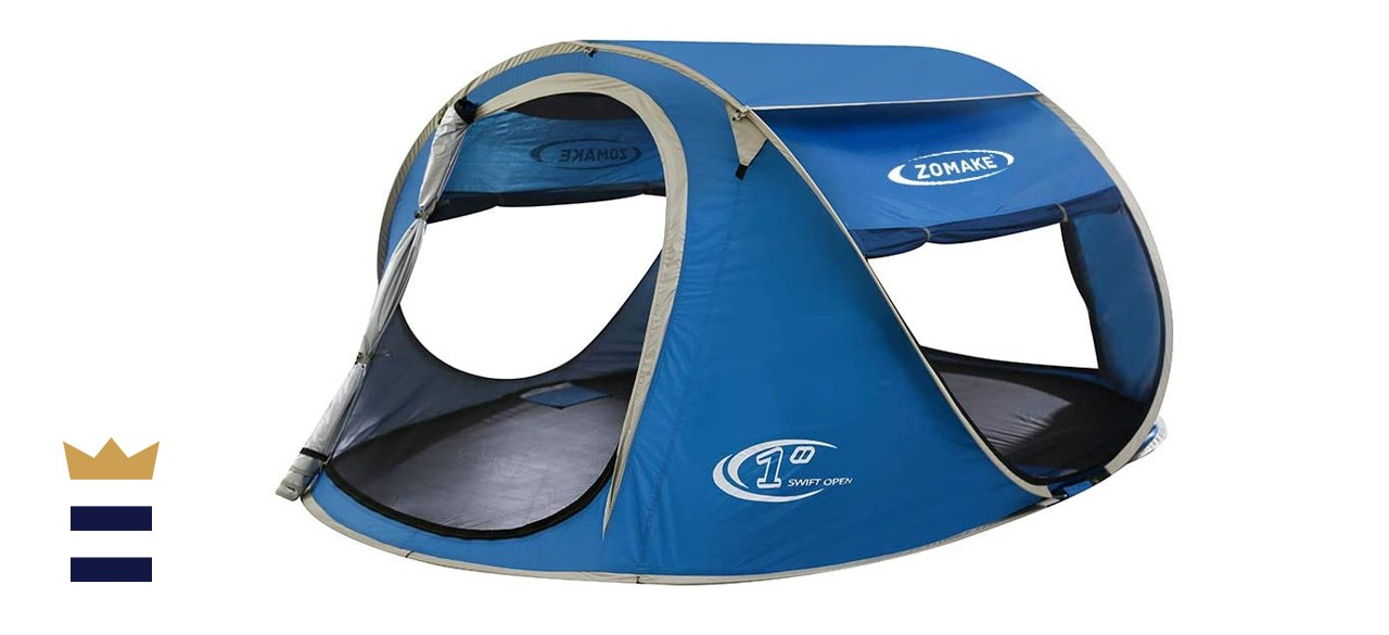 ZOMAKE Pop-Up Camping Tent