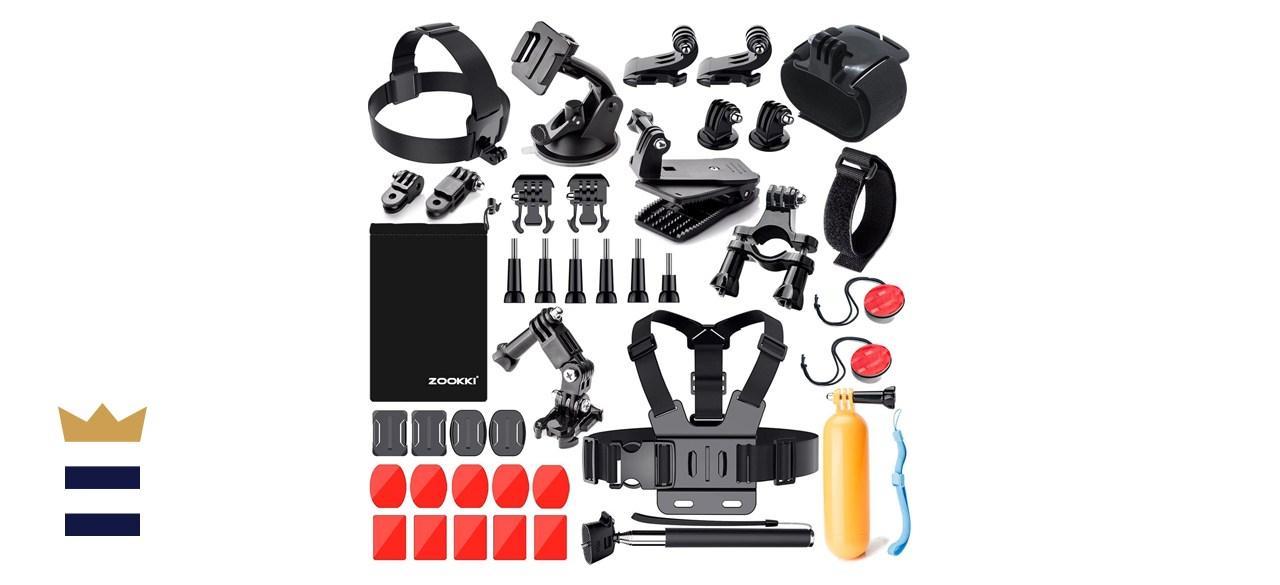 Zookki GoPro Accessory Kit