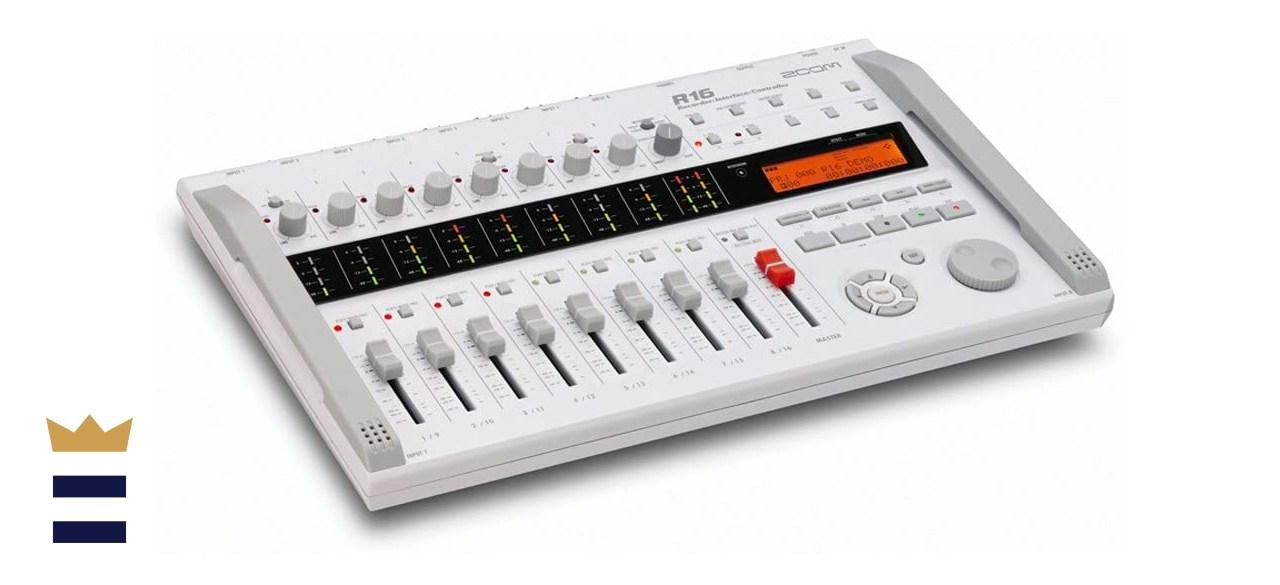 Zoom R16 Multitrack Tabletop Recorder