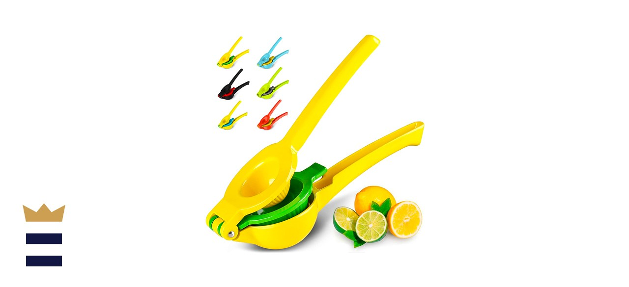 Zulay Metal Manual Citrus Press