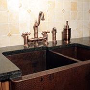 copper farmhouse sink2
