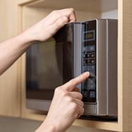 Toshiba microwave2